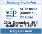 Meeting Invitation: SCIP India (Mumbai) Chapter