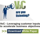Voice of Customer - Download White Paper