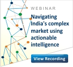 Navigating India's complex market using actionable intelligence