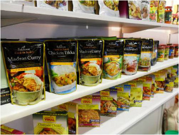 Heat and eat Foods Industry in India 2014-19