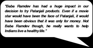 Patanjali ValueNotes Analaysis