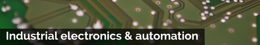 Industrial Electronics and Automation